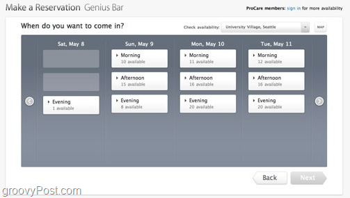 apple genius bar runs ganduia