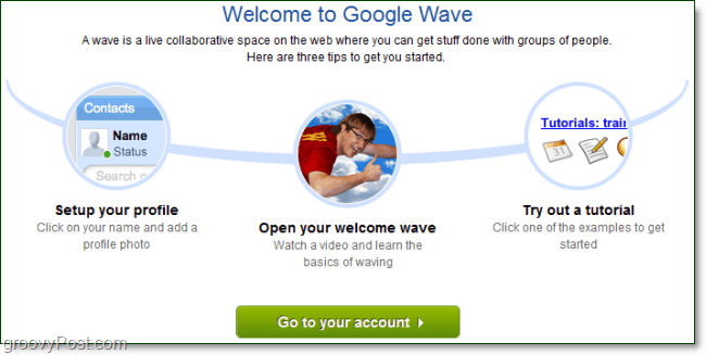 Google Wave Goes Public, welcome to google wave