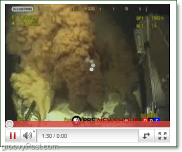 Gulf Oil Spill Live Coverage