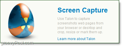 Talon is a browser add-on for screenshot captures