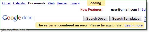 google docs doesnt have offline support like office 2010