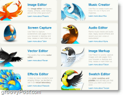 aviary web apps