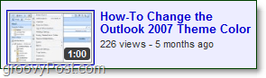 find a video for PowerPoint 2010