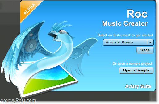 roc music and beat generator
