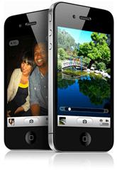 5.0 Megapixel Camera iPhone 4