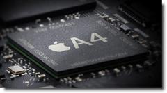 iPhone A4 Processors