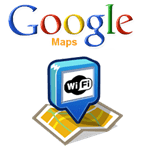 Google Maps Wi-Fi Update