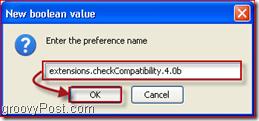 Enterning The Boolean Value