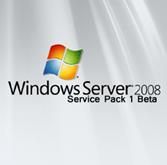 Server 2008 SP1 Beta
