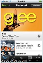 hulu iphone ipad ipod app apple