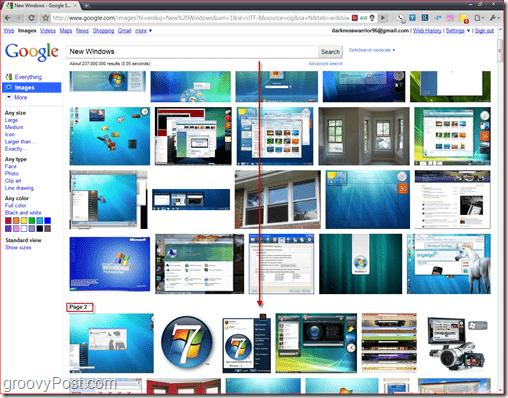 Screenshot Autopager