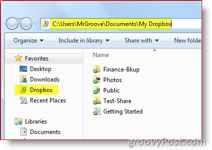Make Dropbox Sync Any Folder On Your Pc Using Symbolic Links