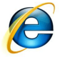 Internet Explorer IE 8 Logo