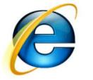 Internet Explorer IE 8 Logo