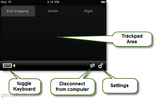 how to use logitech touch mouse