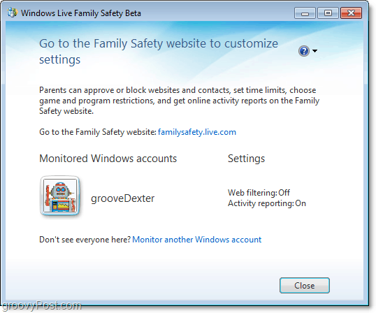 live family safety beta