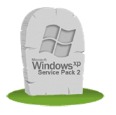 RIP Windows XP SP2