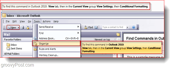 Office 2010 Ribbon Interactive Guide