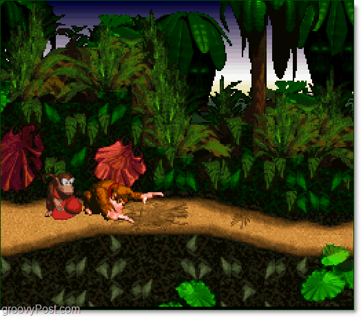 play donkey kong country on your computer for free