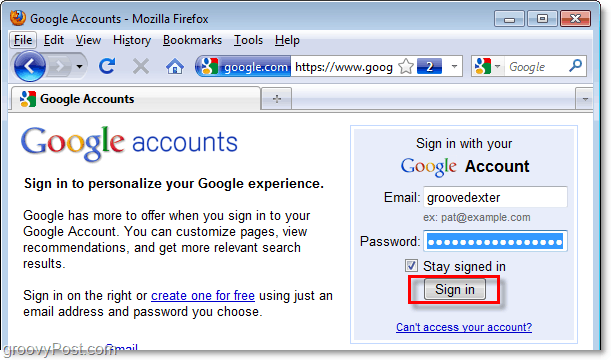 how to enable multiple google accounts sign in in the same browser
