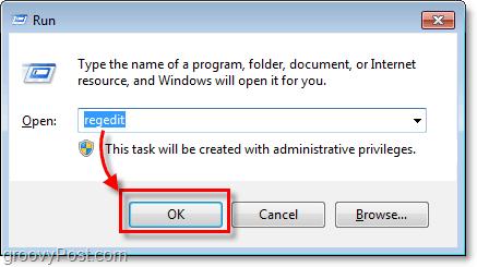regedit-windows7