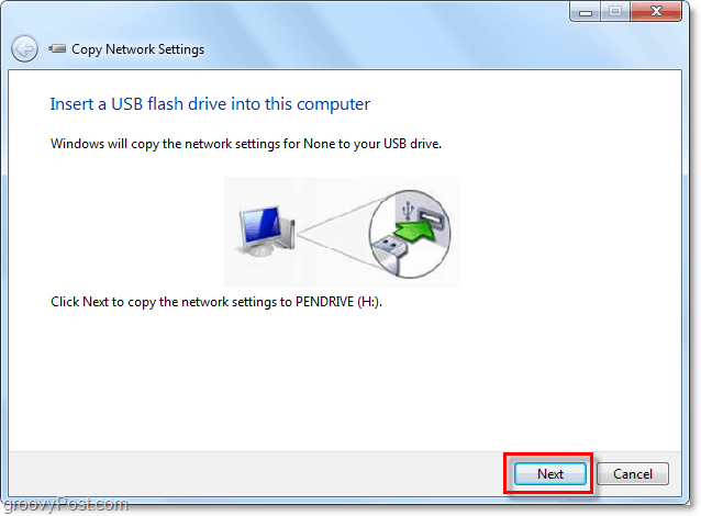 wireless connection backup tool in windows 7