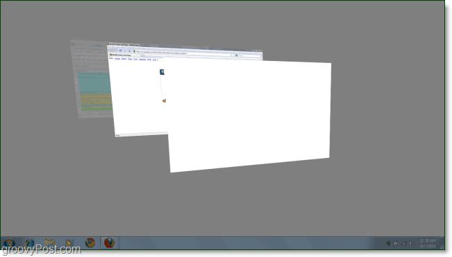 slow motion in flip 3d in windows-7