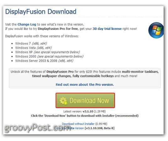 screenshot - download fushion