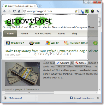 Awesome Screenshot: Capture and Annotate Review