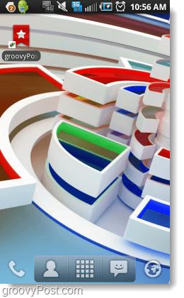 launcherpro interface screenshot