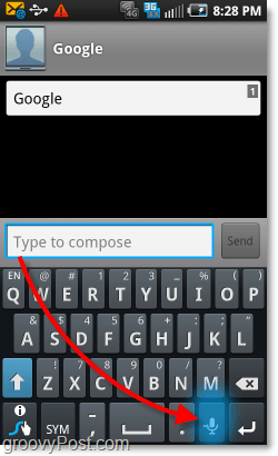 How To Send Text Messages With Speech To Text On Android