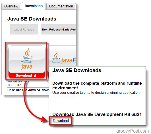 download the java se runtime environment sdk