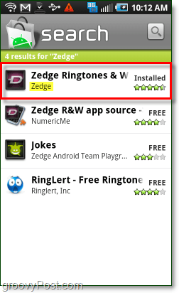 zedge rintones and wallpapers app review
