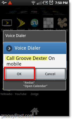 How-to Use Voice Dialer On An Android Phone