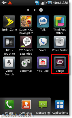 zedge free ringtones app on android