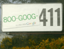 Google 411 directory assistance