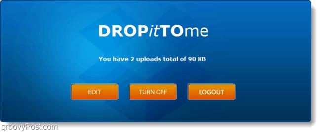disable dropittome