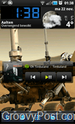 android spotify player