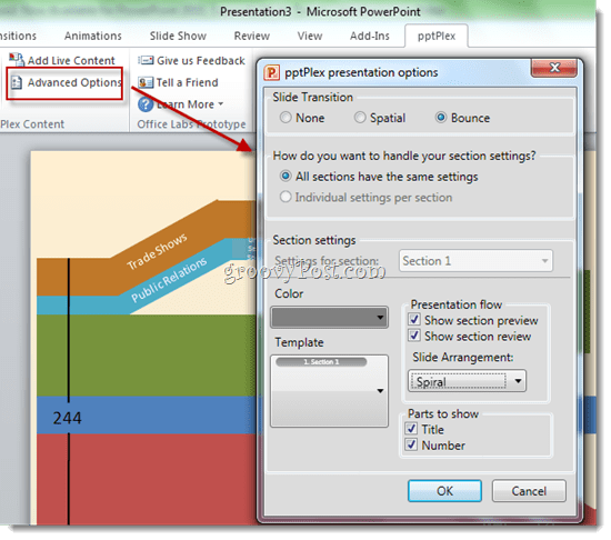 pptPlex for PowerPoint 2010