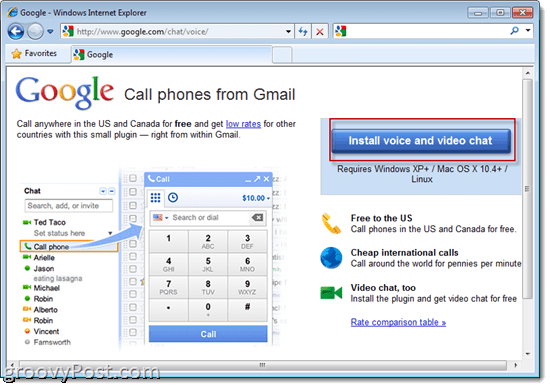 Free Conference Calls with Join.Me and Gmail Call Phones