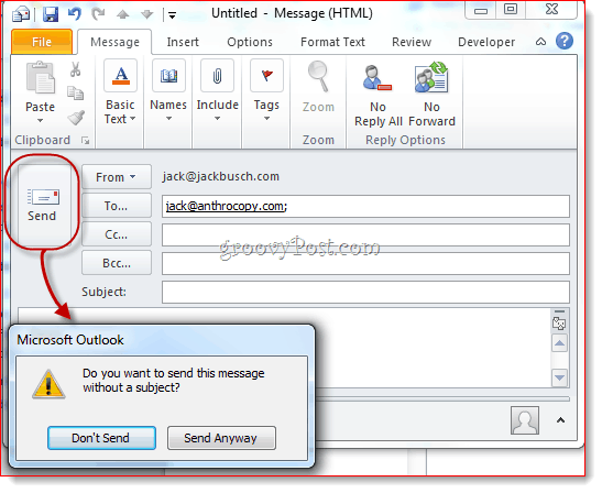 Forgotten Attachment Detector for Microsoft Outlook