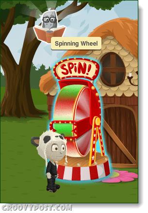 glitch quest spin