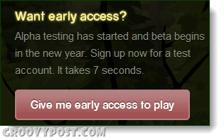 glitch earlier access request