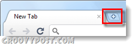 open a new tab in chrome
