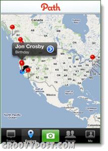 path social location share