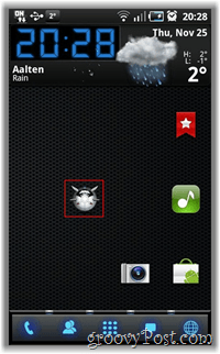 Android - Apnswitch Icon