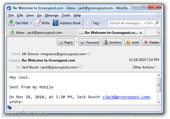 Customize Message Header in Thunderbird 3
