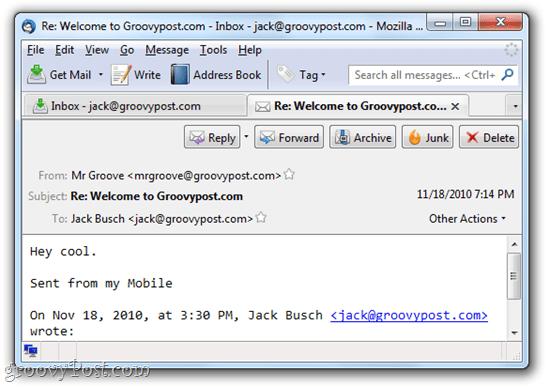 Customize Message Header in Thunderbird 3