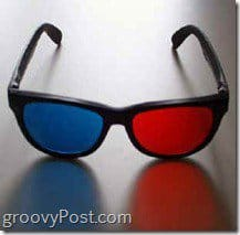 Anaglyph Glasses