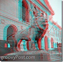 Anaglyph Picture
